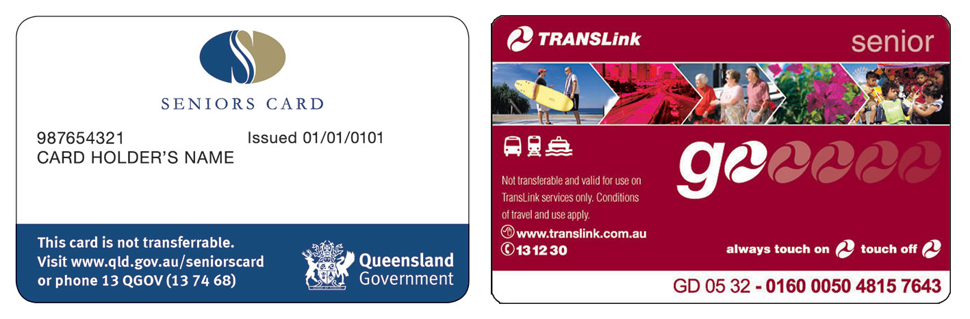 Apply for Seniors Card | Seniors | Queensland Government