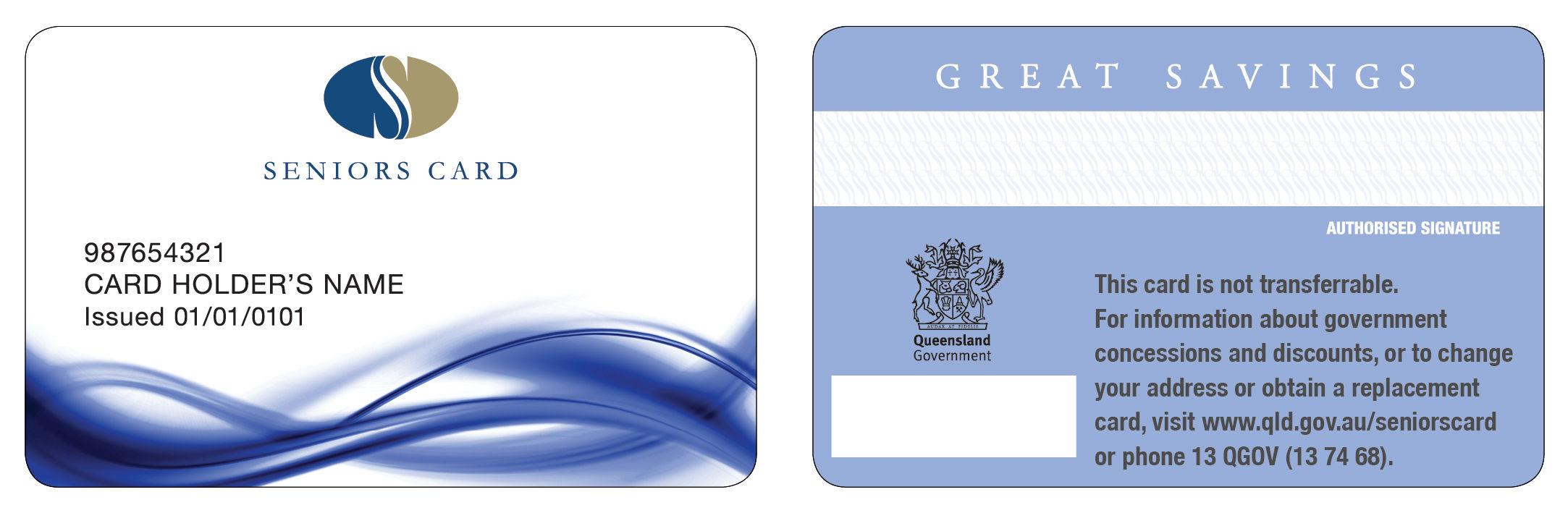 Apply for Seniors Card | Seniors | Queensland Government
